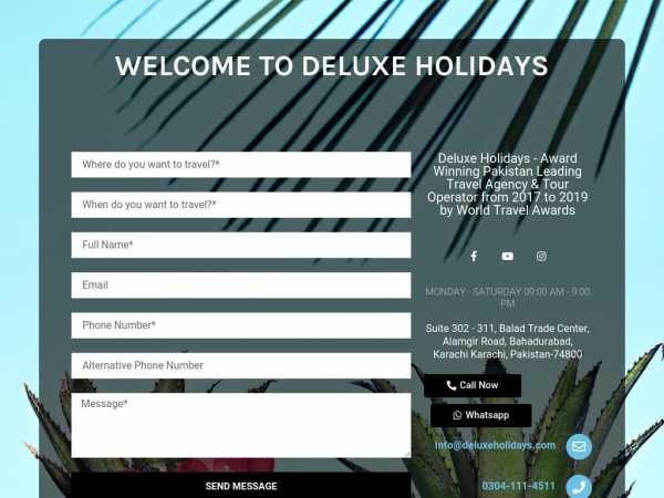 deluxeholidays.com